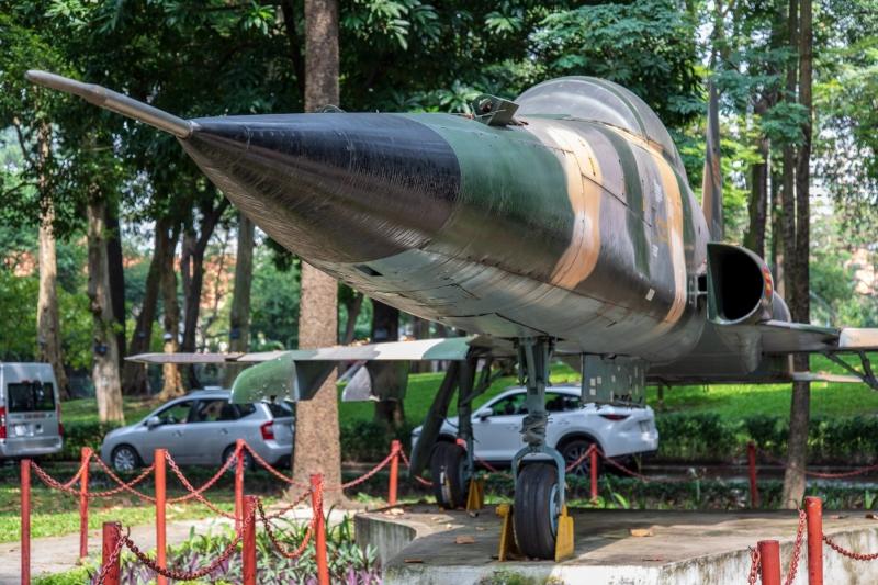 F5E aircraft
