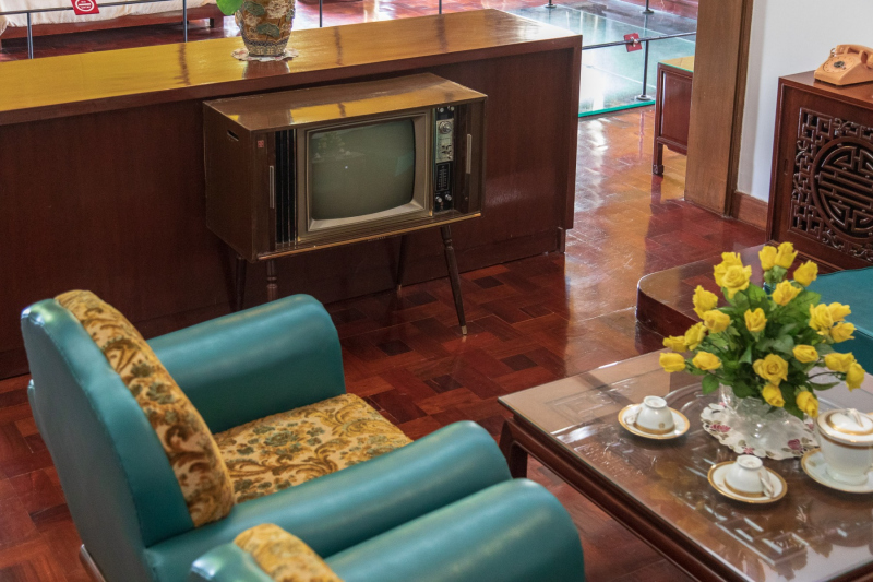 Presidential rooms, Reunification Palace