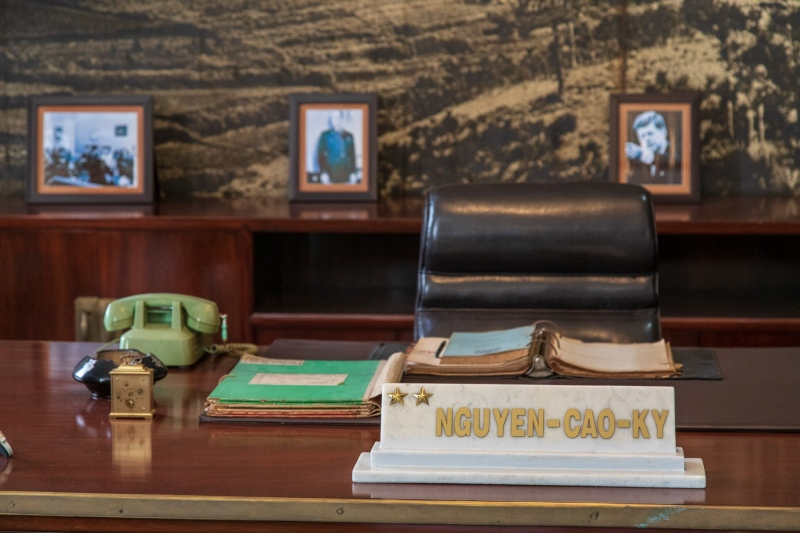 Vice-President's office, Reunification Palace