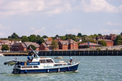 Boats on the River Itchen