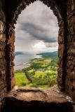 View from Dùn na Cuaiche