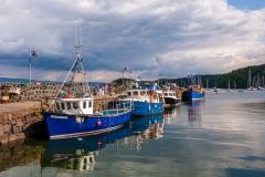 Fishing boats, Tobermory