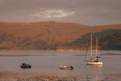 Evening, Loch Sunart