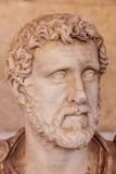 Ancient Agora statue