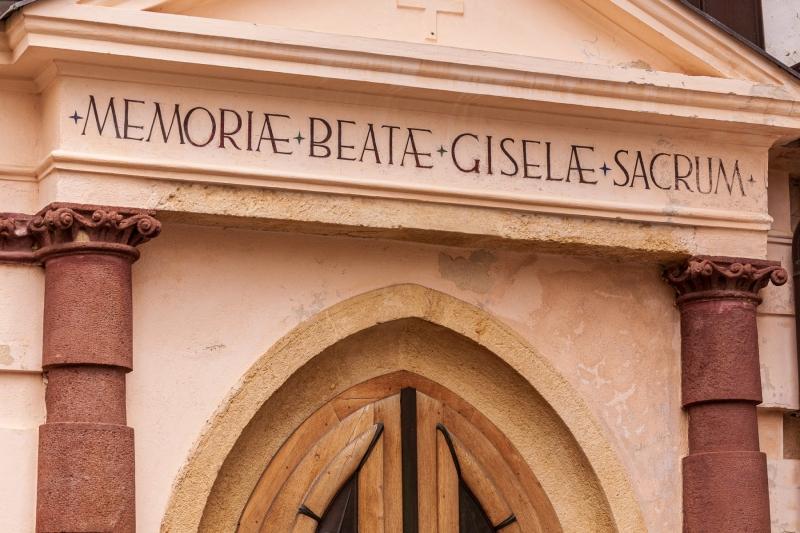 Gizella Chapel, Veszprem