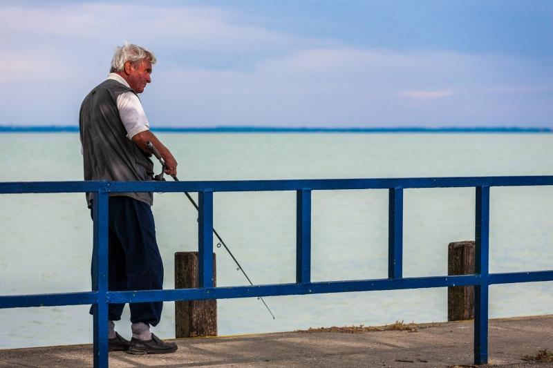 Alsóörs fisherman