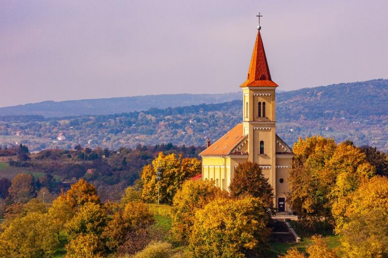 Autumn in Veszprém