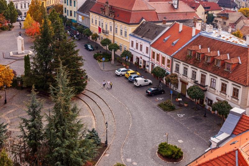 Veszprém Castle District