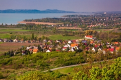 Lake Balaton villages