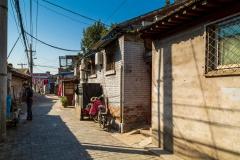 Chinese quarter hutong