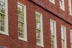 Harvard redbrick building
