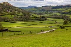 Vale of Ewyas farmland