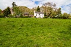 Cwmyoy village