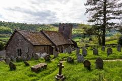 St. Martin's Church, Cwmyoy