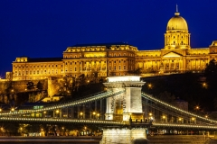 Chain Bridge and Buda Castle