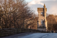 Clock Tower, Brora