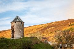 Clynekirkton belfry tower