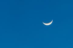 Moon over Cienfuegos Bay