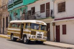 Historic bus