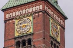 Rådhus clock tower
