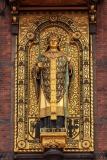 Bishop Absalon statue, Rådhus