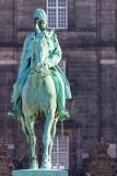 Christian IX, Christiansborg Slot