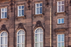 Folketing facade