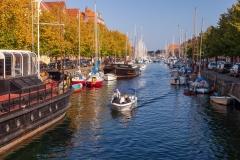 Christianshavn Kanal, Christainshavn