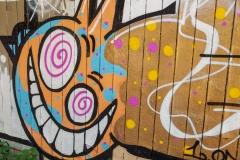 Graffiti, Christiania