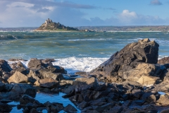 St. Michael's Mount from Basore Point
