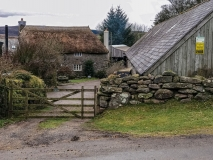 Sherwell Farm buildings