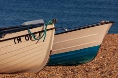 Boats, Slapton