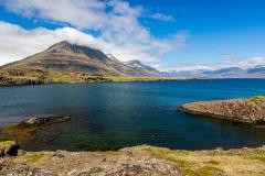 Berufjörður landscape, Eastfjords