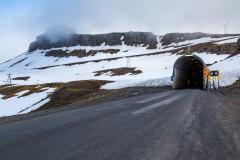 Oddskarðsgöng tunnel entrannce, Neskaupstaður