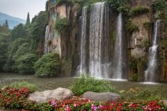 Baoguo Waterfall