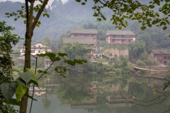 Eme Shan village