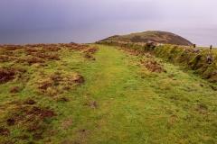 Countisbury clifftop