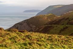 Exmoor coast