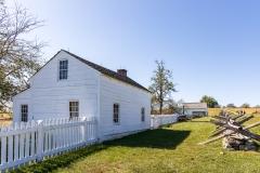 Leister Farm, Meade;s Headquarters