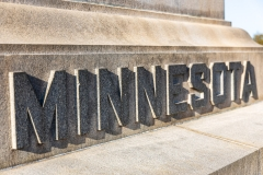 First Minnesota Monument