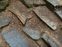 Steps at An Lochan Uaine