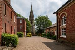 Old Barracks, Winchester