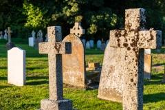 Selborne churchyard
