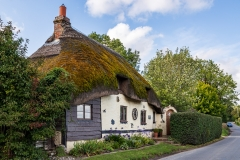 Longstock village cottage