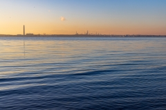 All is calm on Southampton Water