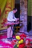 Street musician, Old Quarter Hanoi