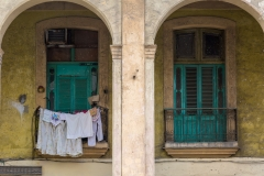 Centro Habana building