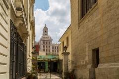 Centro Habana buildings