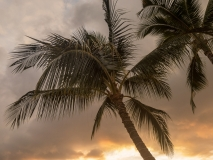 Kailua-Kona sunset