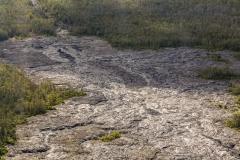 1955 Lava flows